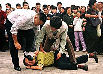 Jiang launches the persecution of Falun Gong on July 20, 1999.