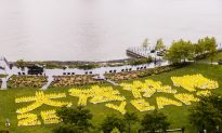 Over 3,300 People Display Falun Gong Message in NYC Parks