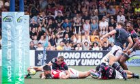 Japan Asia Rugby Champions for 2017
