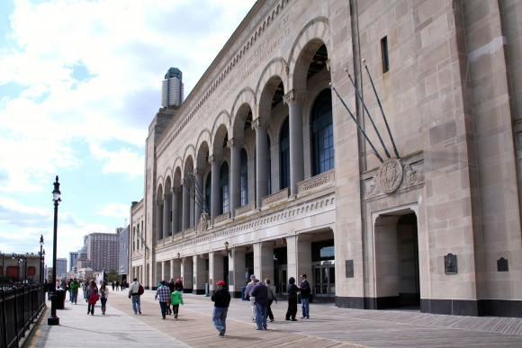 Boardwalk Hall is the home of the Miss America Pageant and also contains the world's largest musical instrument: a pipe organ of over 33,000 pipes and eight chambers. (Casino Reinvestment Development Authority)