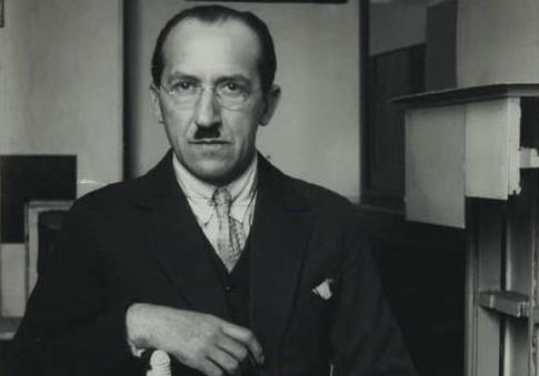 Piet Mondrian. (Public domain)