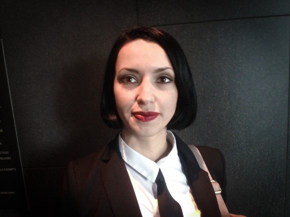 Svetlana Polunina. (Petr Svab/The Epoch Times)