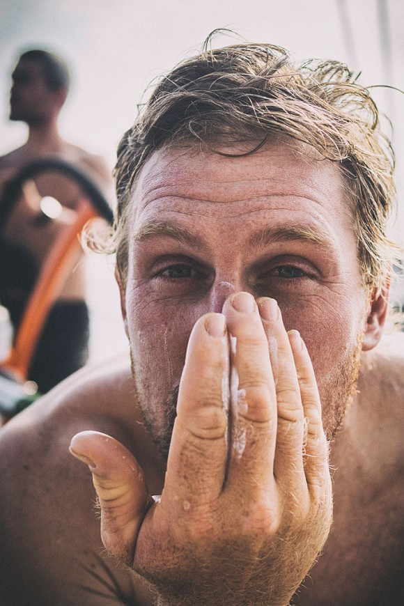 (Amory Ross/Team Alvimedica/Volvo Ocean Race via Getty Images)
