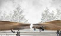 Winning Design for Victims of Communism Memorial Unveiled
