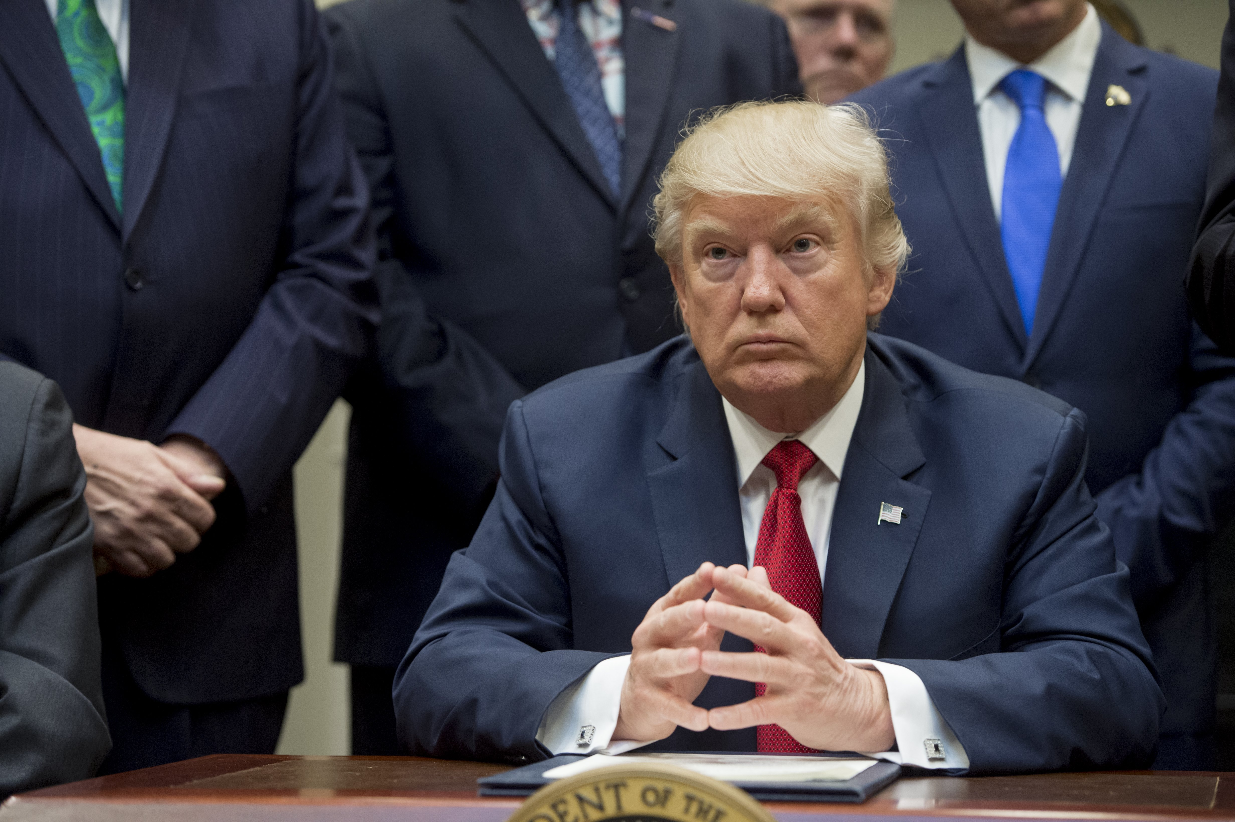 Trump Calls Supreme Court Ruling on Travel Ban a 'Clear Victory'