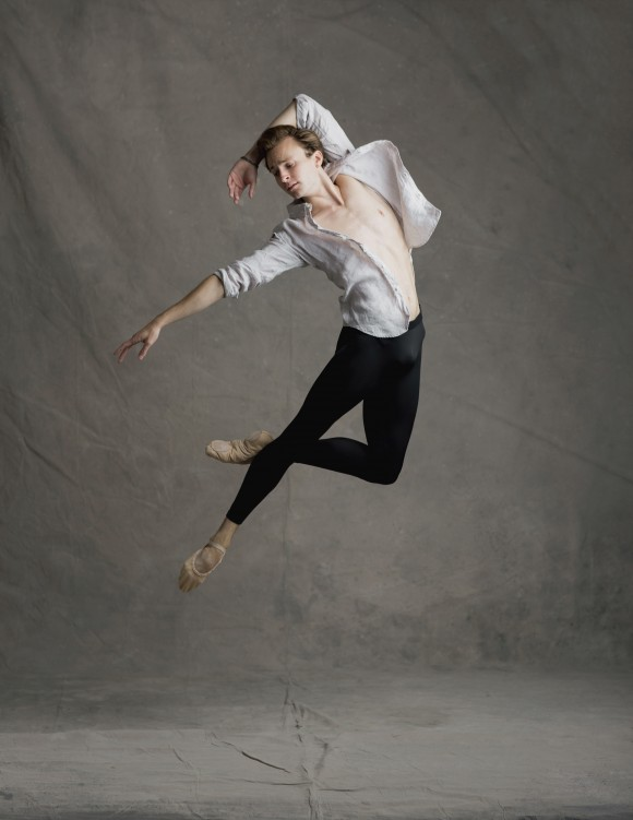Dancer Donald Thom says he can identify with Mitch's ability to see the best in others. (Karolina Kuras)