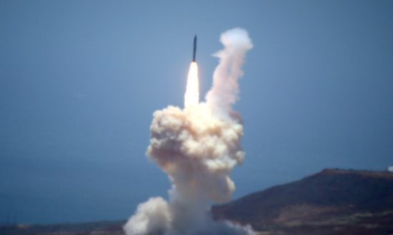 North Korea's Missile Tests Give U.S. Missile Defense a $12 Billion Boost