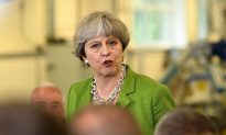 British PM May Could Lose Majority in June 8 Election, as Brexit Talks Begin