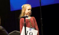 National Spelling Bee Features Edith Fuller, Age 6