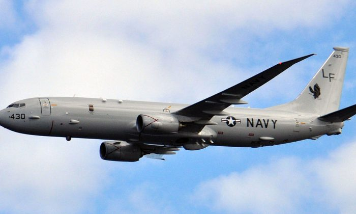 US Navy plane has 'unsafe' encounter with Russian jet