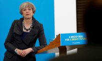 British Prime Minister Loses Ground in Latest Poll