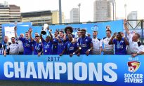 Leicester Win Soccer Sevens
