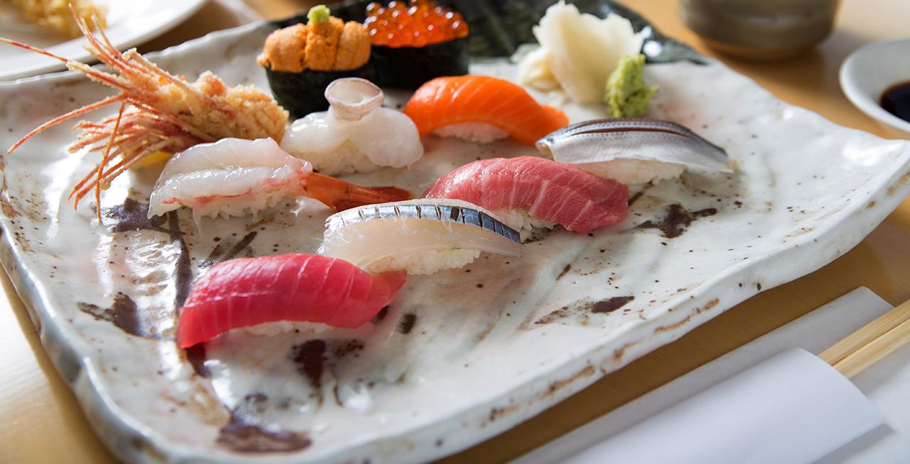 (Courtesy of Shimizu Sushi and Shochu Bar)