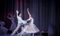 'La Dame aux Camélias' at the Kiev Ballet