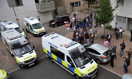 'Oi, Cowards!': Londoners Fought Back as Killers Rampaged