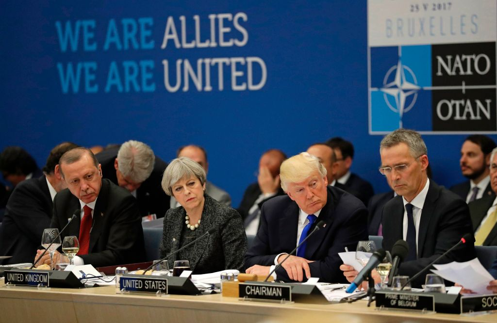 NATO's Shibboleth, Article 5 and Member's Contributions