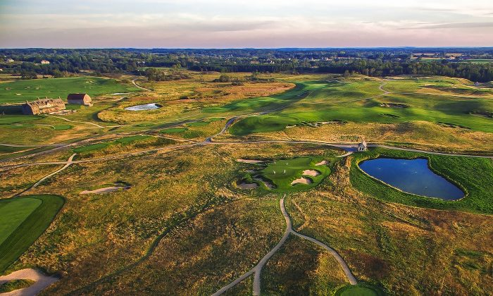 Wisconsin and Erin Hills host its first ever U.S. Open from June 15 to 18, 2017. (Paul Hundley PhotoGraphics)