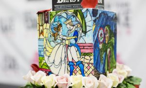 Broadway-Themed Over-the-Top Creations Take the Cake at NY Cake Show