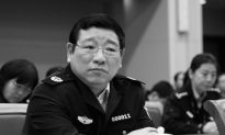 In a Sensitive Period, China's Security Vice Minister is Dismissed
