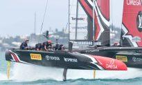 Emirates Team New Zealand Wins Challenger Finals