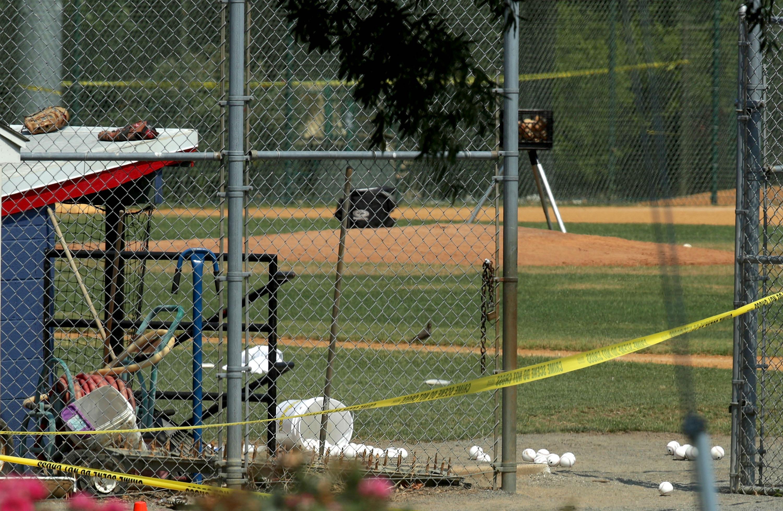 Rep. Joe Barton Recounts Shootout: 'Very Scary'