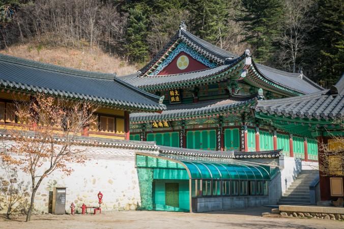 Những điểm đến lý tưởngtrong Thế vận hội mùa đông 2018 tại Hàn Quốc.3