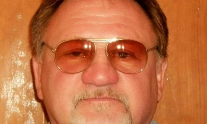 James Hodgkinson of Belleville, Illinois is seen in this undated photo posted on his social media account.   (Social Media via Reuters)
