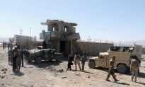 Suicide Bomber, Gunmen Attack Police HQ in Afghan Province: Officials