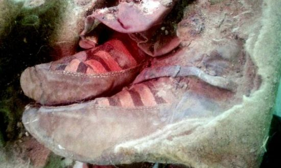 1,500-Year-Old Mummy Found in Mongolia With Well-Preserved Shoes