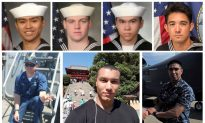 U.S. Identifies 7 Sailors Killed in Destroyer Crash