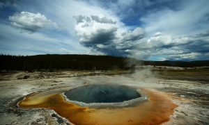 464 Earthquakes Hit Yellowstone Supervolcano in One Week