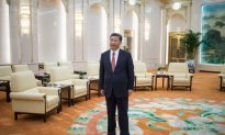 Xi Jinping Takes 'First Step' in Gaining Further Control Over China's Domestic Security