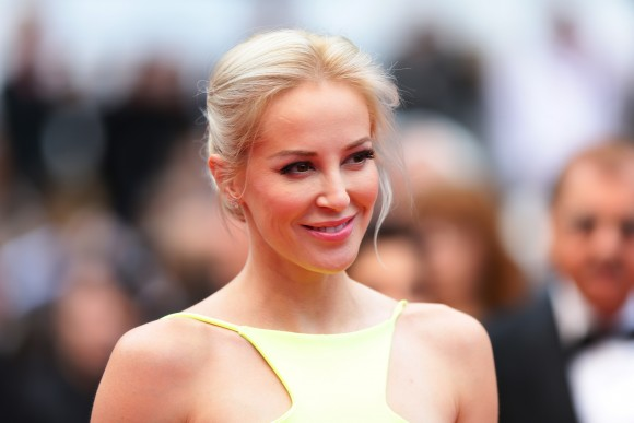 "Louise Linton attends the ""Foxcatcher"" premiere during the 67th Annual Cannes Film Festival on May 19, 2014 in Cannes, France. (Zunino Celotto/Getty Images)"