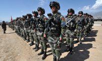 China Deploys Elite Brigades Near North Korean Border