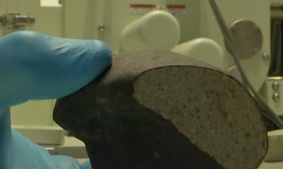 Netherlands Meteorite Sheds Light on Origin of the Solar System