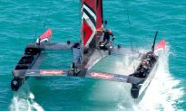 Emirates Team New Zealand Wraps Up America's Cup