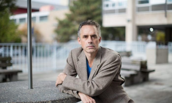 "Jordan Peterson, author of ""12 Rules for Life: An Antidote to Chaos"". (Courtesy of Jordan Peterson)"