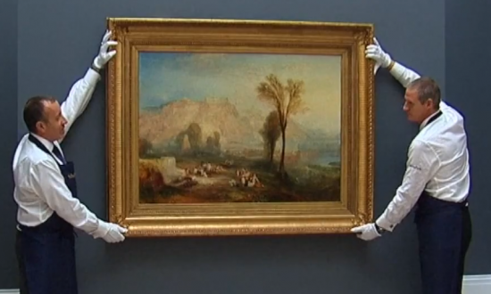 Sotheby's to Auction J. M. W. Turner's Private Masterpiece