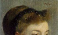The Masters' Thread: How Degas Inspires Burton Silverman