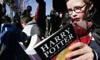 Mini 'Harry Potter' Reunion Caught On Instagram