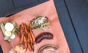 Smoked Sausages Reinvented at Jake's Handcrafted