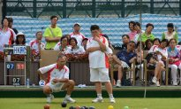 Lawn Bowls Reunification Cup  Supported by 144 Teams