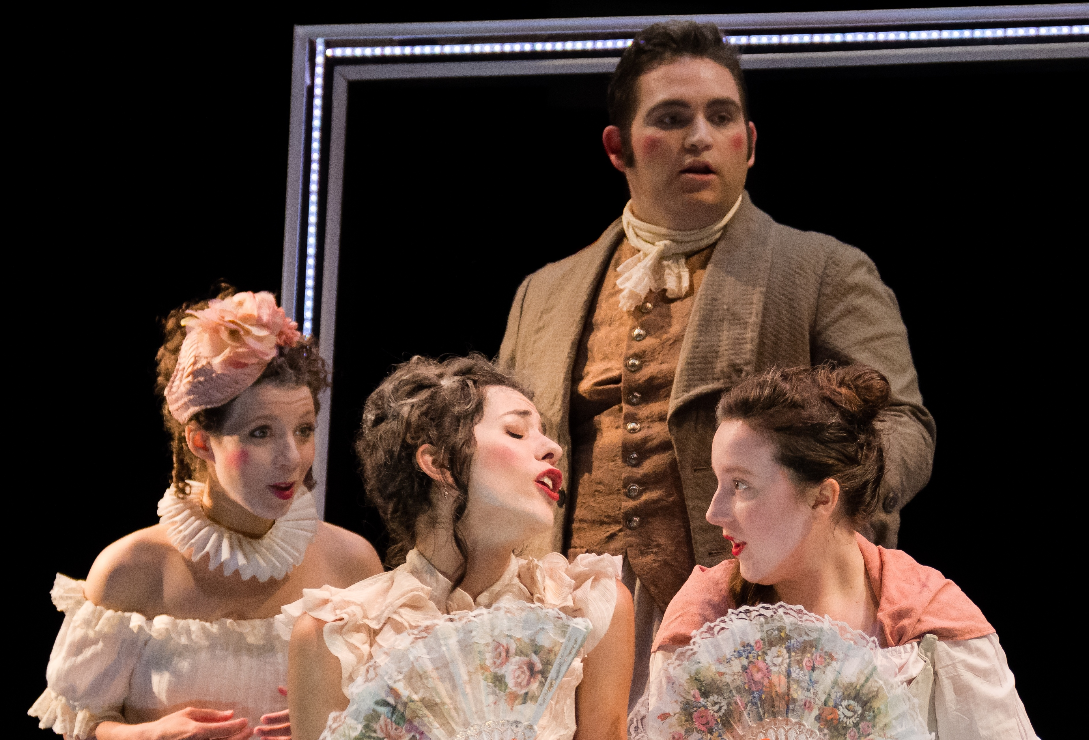 Dell'Arte Opera Ensemble: An Opportunity for Young Singers