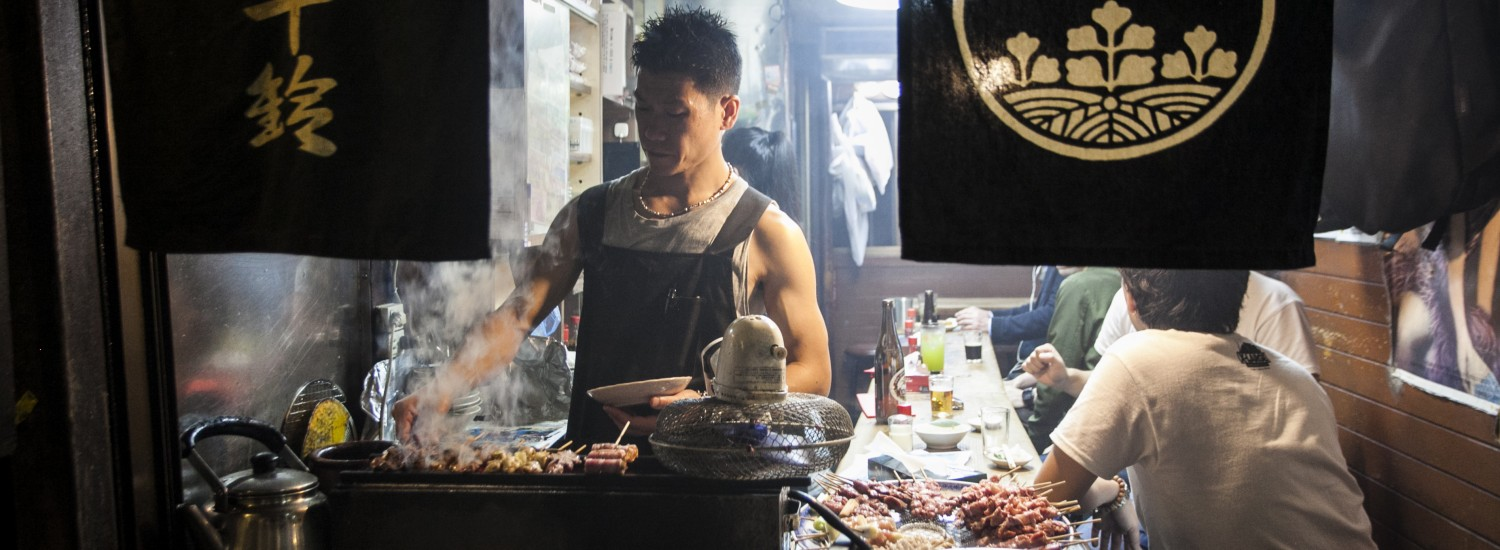 Eating as the Locals Do in Tokyo, Japan