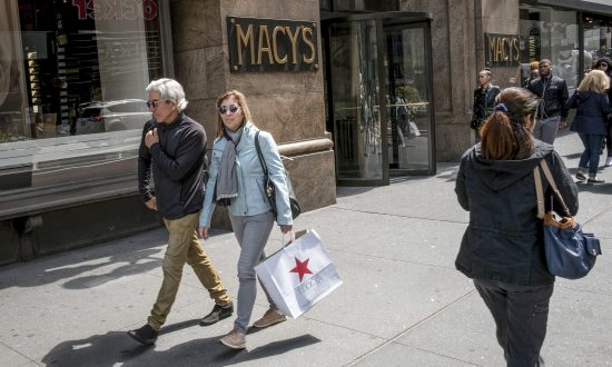 Retail Industry, One of the Nation's Top Employers, Takes a Hit