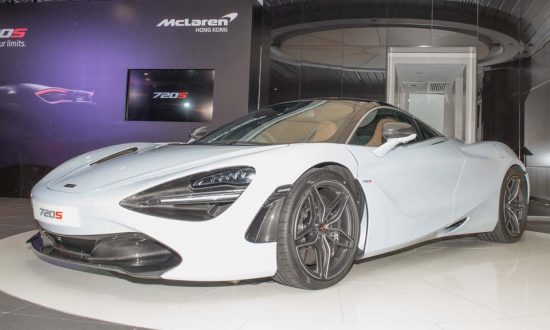 McLaren 720S: Beautifully Designed, Catches the Eye, Ticks All the Right Boxes