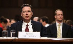 IG Report: Comey Used Gmail Account to Conduct Official FBI Business