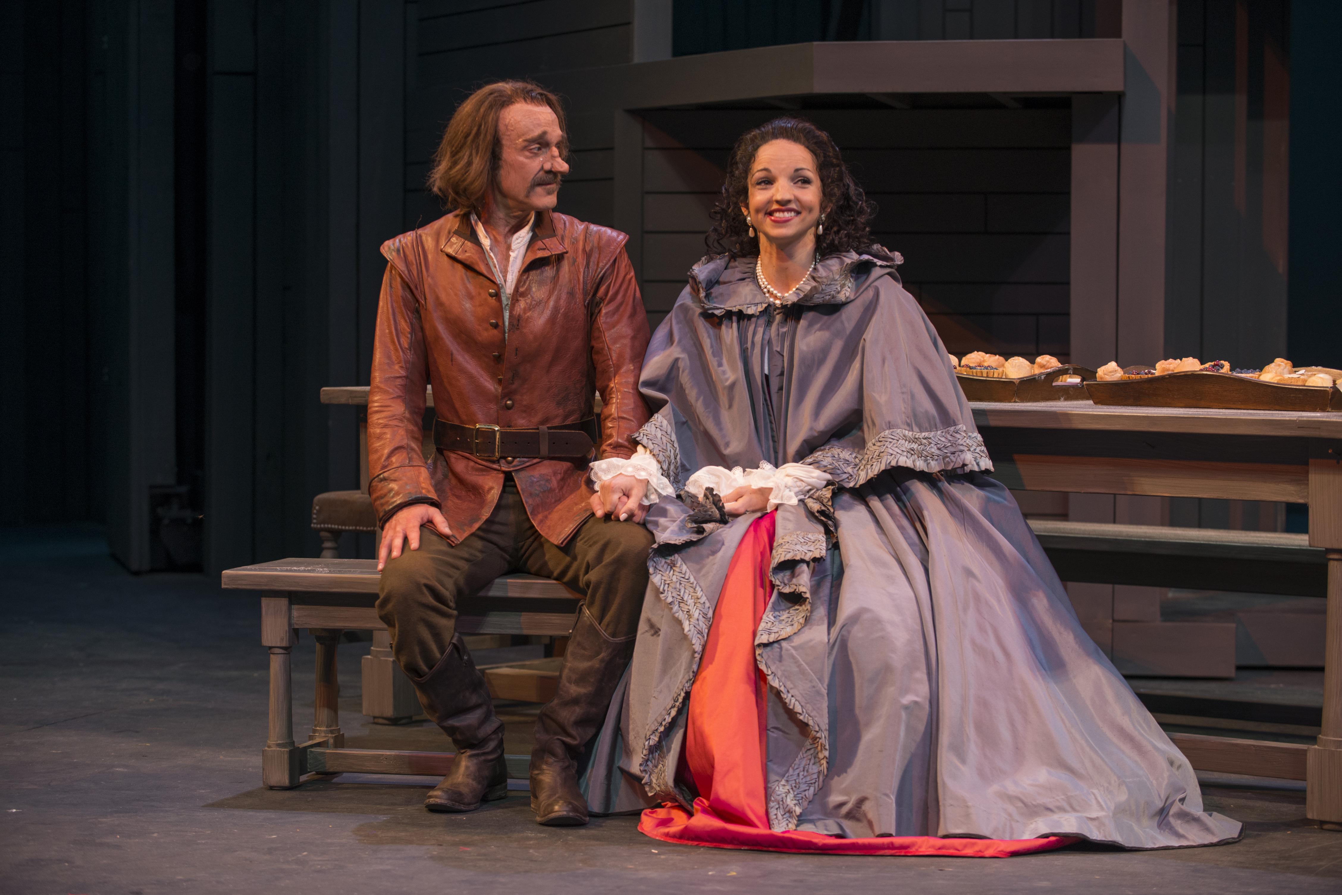 Theater Review: 'Cyrano de Bergerac'