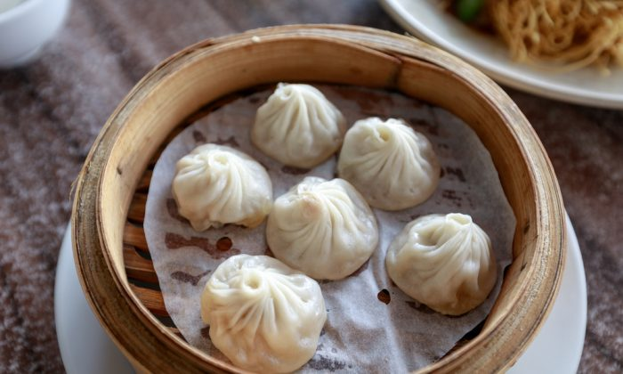 Taiwanese soup dumplings or xiao long bao. (ARTRAN/Shutterstock)