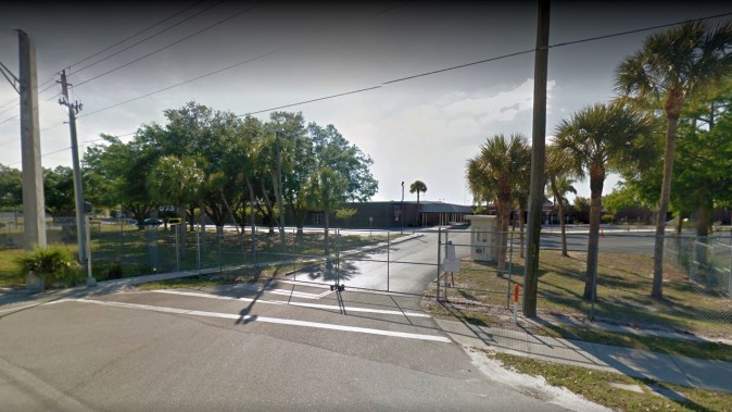 Riverdale High School in Florida (Google Maps)